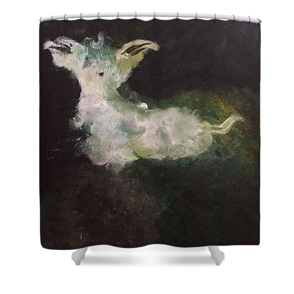 Animal Lover  Shower Curtain