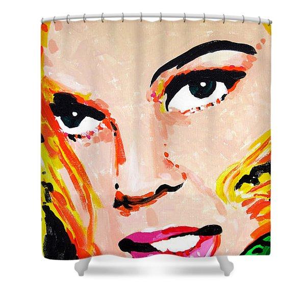 Ann-m Shower Curtain