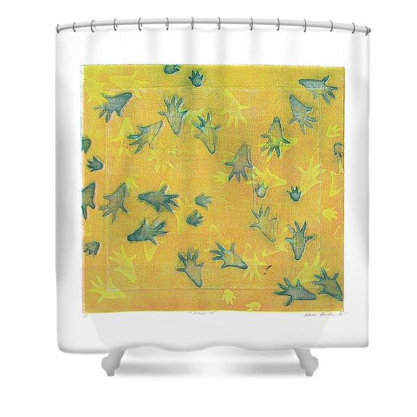 Annie 2 Shower Curtain