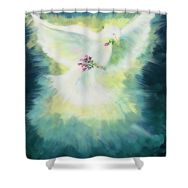 Anointed Shower Curtain