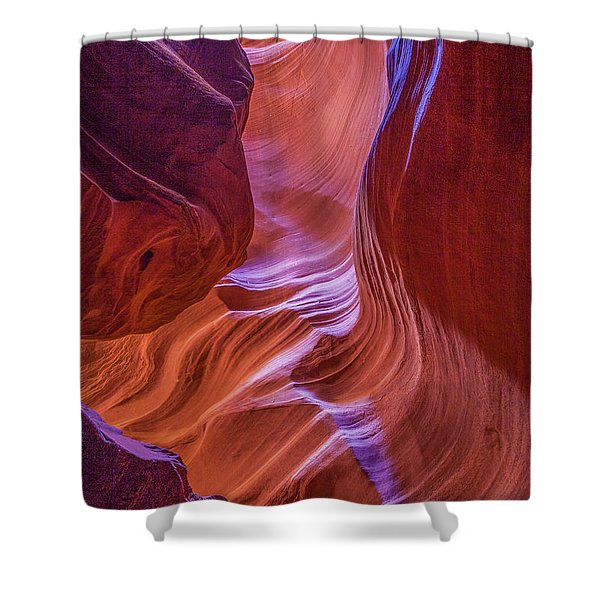 Antelope Canyon Beauty Shower Curtain
