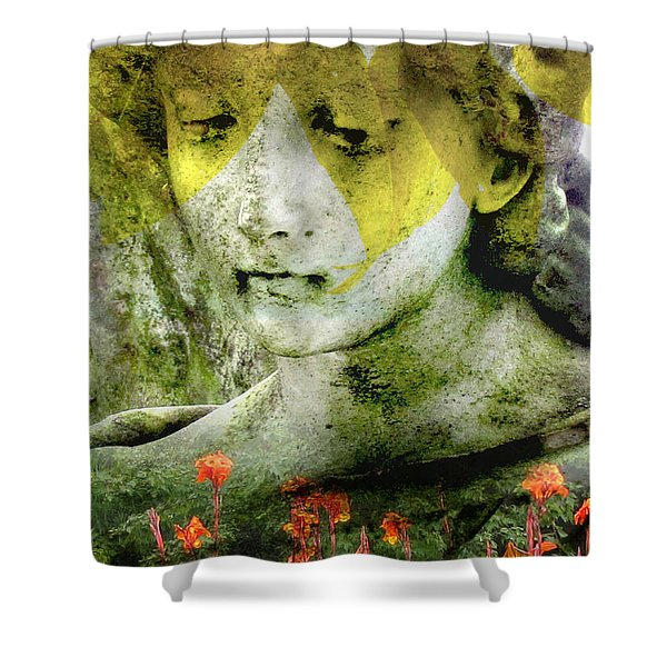Antheia - Summer Shower Curtain