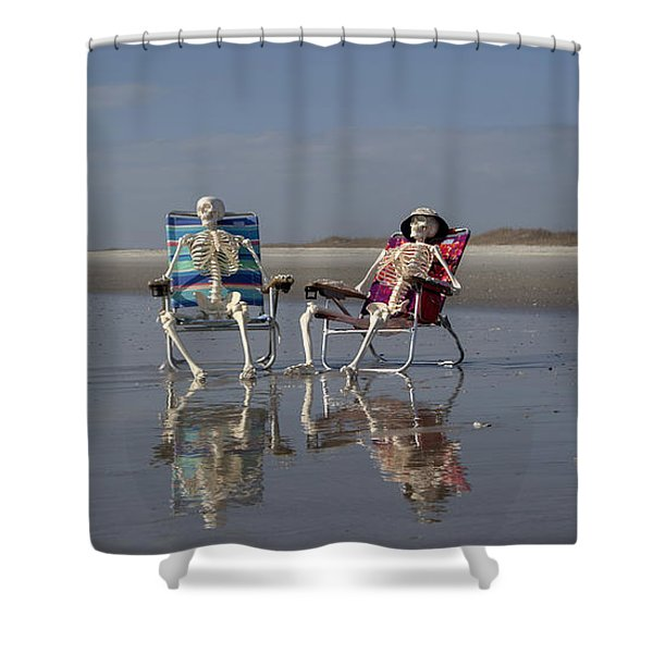Any Better Than This Shower Curtain
