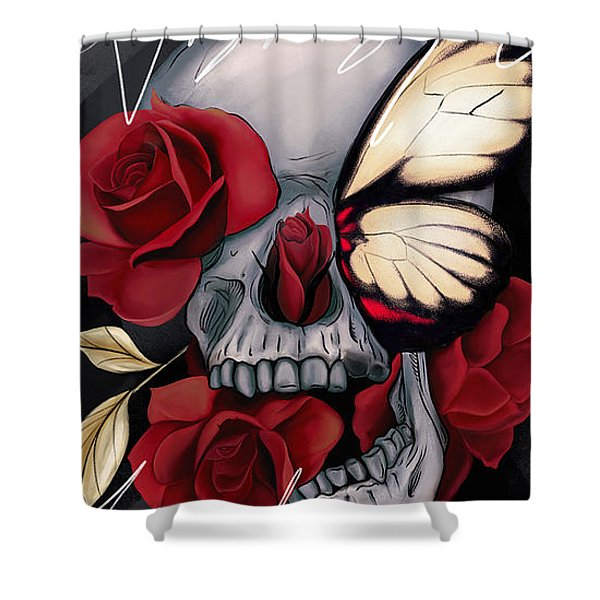 Anything You Want Is Yours Shower Curtain