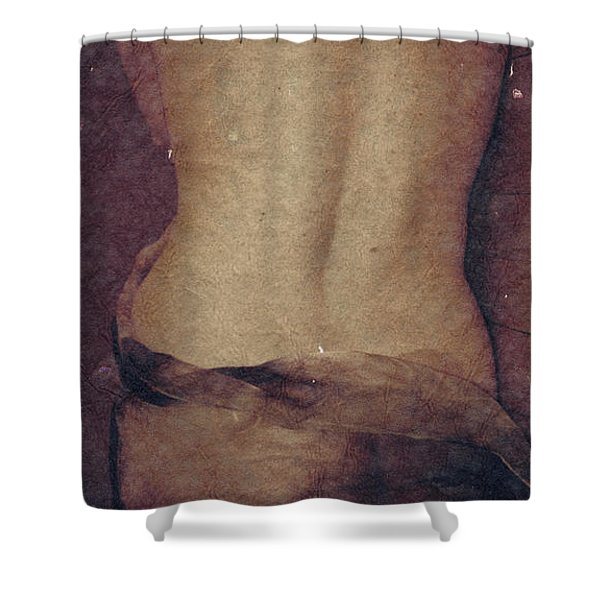 Shower Curtain featuring the photograph Aphrodite by Catherine Sobredo