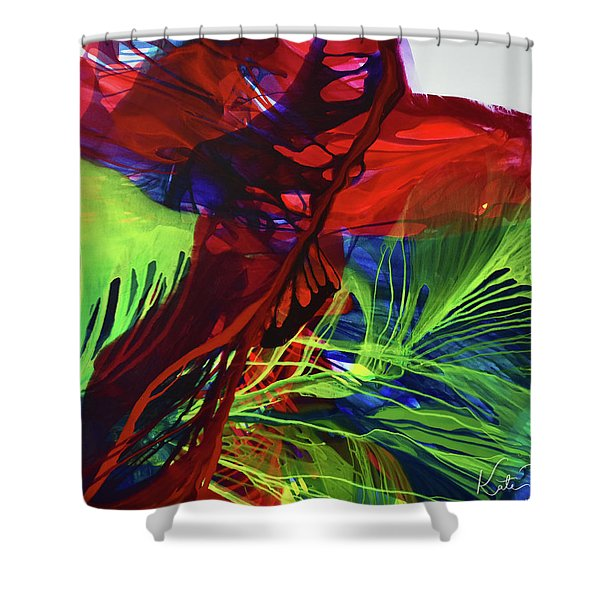 Appeal For Unity Shower Curtain