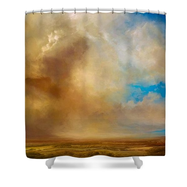 Apple Valley Shower Curtain