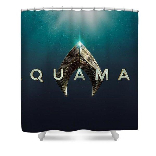 Aquaman Shower Curtain
