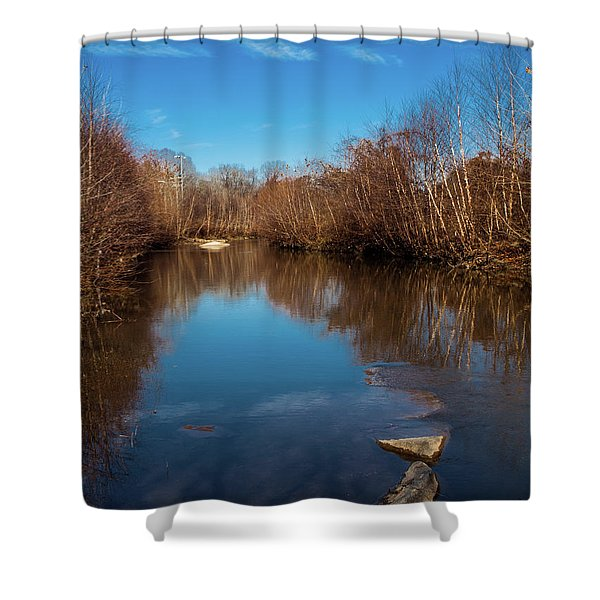Ararat River Shower Curtain