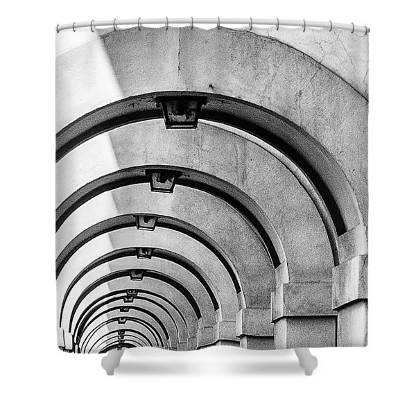 Arches At The Arno Shower Curtain