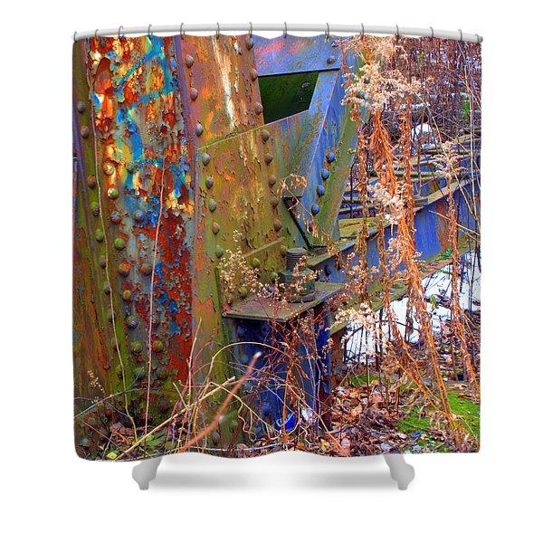 Arcola Tressel Shower Curtain