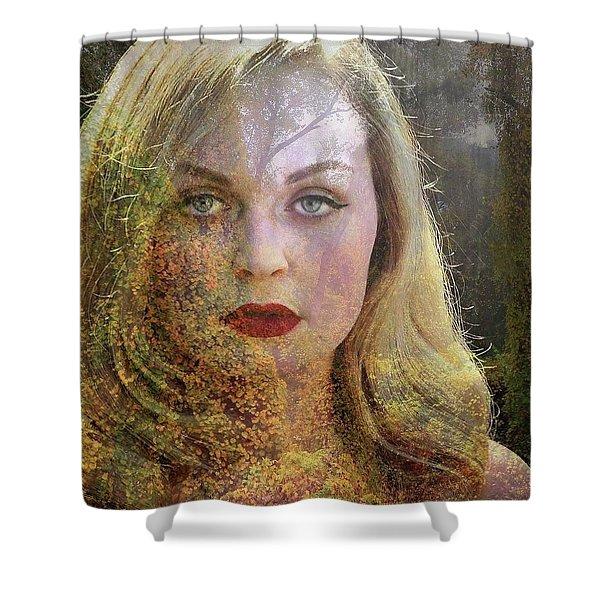 Ariel - Thetempest Shower Curtain