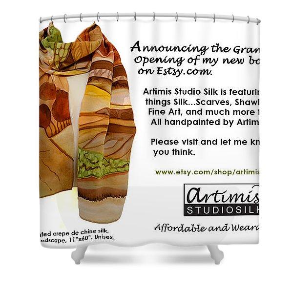 Arizona Memories Shower Curtain