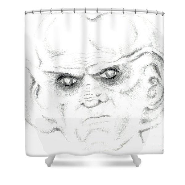Armin Shower Curtain