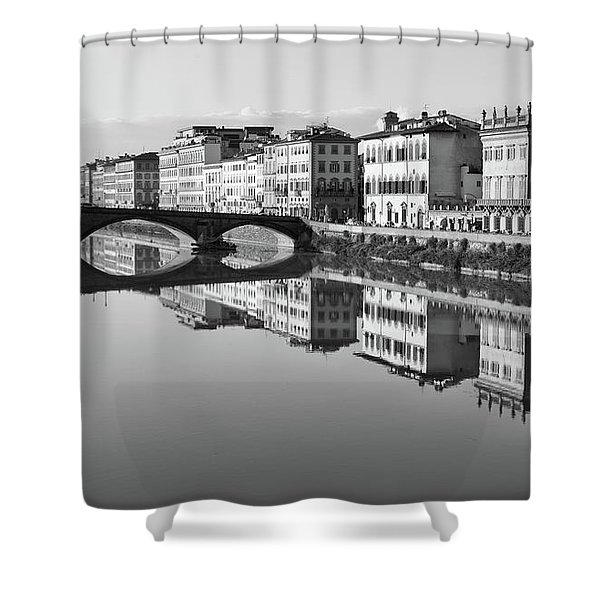 Arno Reflections 1 Shower Curtain