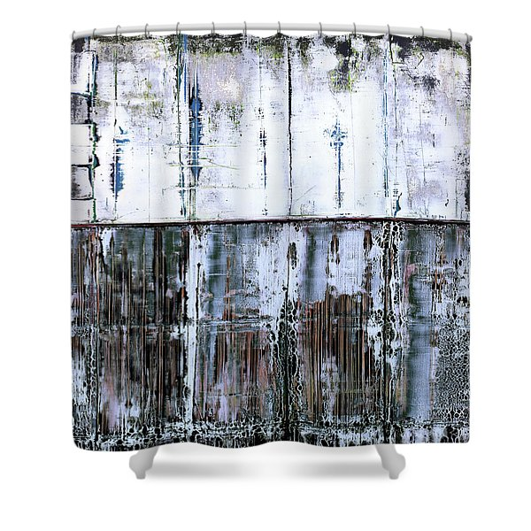Art Print Abstract 45 Shower Curtain
