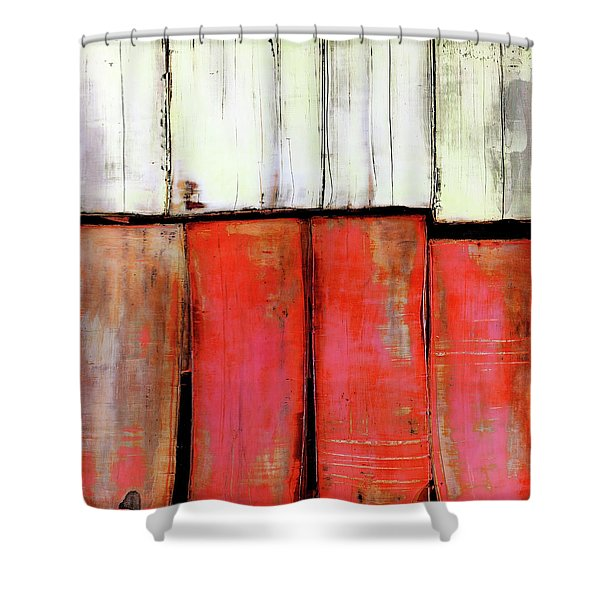 Art Print Abstract 88 Shower Curtain