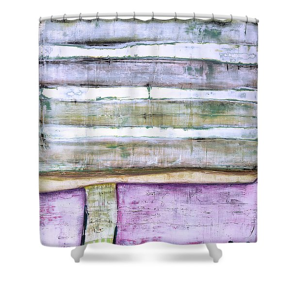 Art Print Abstract 93 Shower Curtain