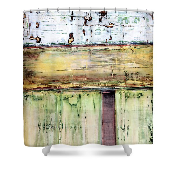 Art Print Abstract 52 Shower Curtain