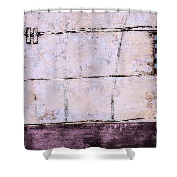 Art Print Abstract 100 Shower Curtain