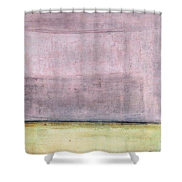 Art Print Abstract 15 Shower Curtain