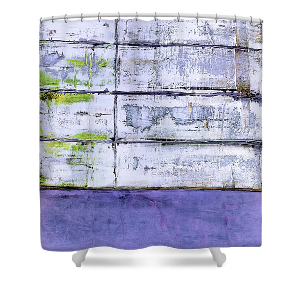 Art Print Abstract 70 Shower Curtain