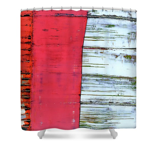 Art Print Abstract 75 Shower Curtain