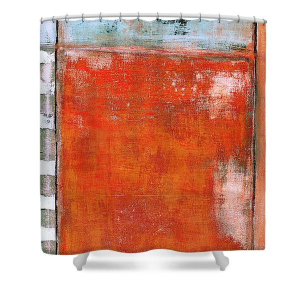Art Print Abstract 8 Shower Curtain