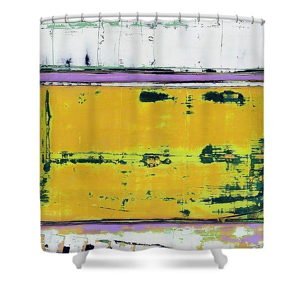 Art Print Abstract 81 Shower Curtain