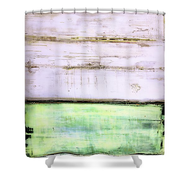 Art Print Abstract 87 Shower Curtain