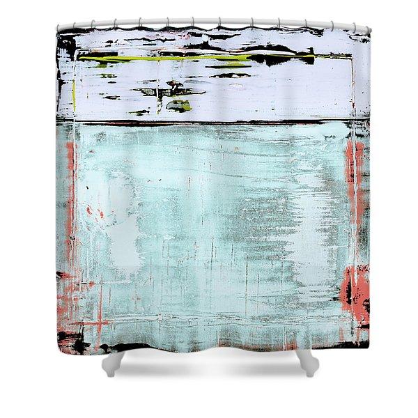 Art Print California 10 Shower Curtain
