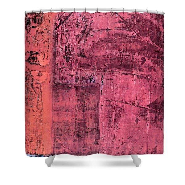 Art Print Redwall 3 Shower Curtain