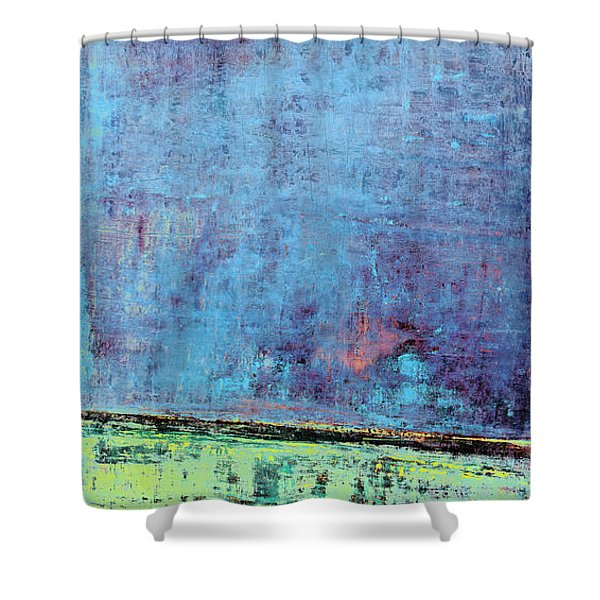 Art Print Sierra 14 Shower Curtain