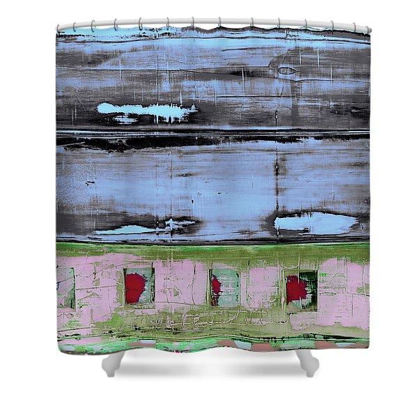 Art Print Sierra 7 Shower Curtain