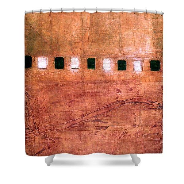 Art Print U10 Shower Curtain