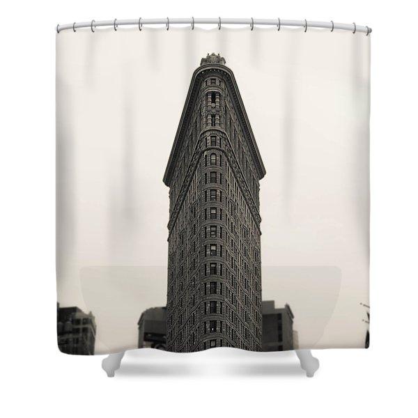 Flatiron Building - Nyc Shower Curtain