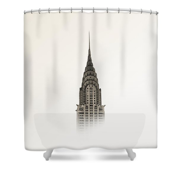 Chrysler Building - Nyc Shower Curtain