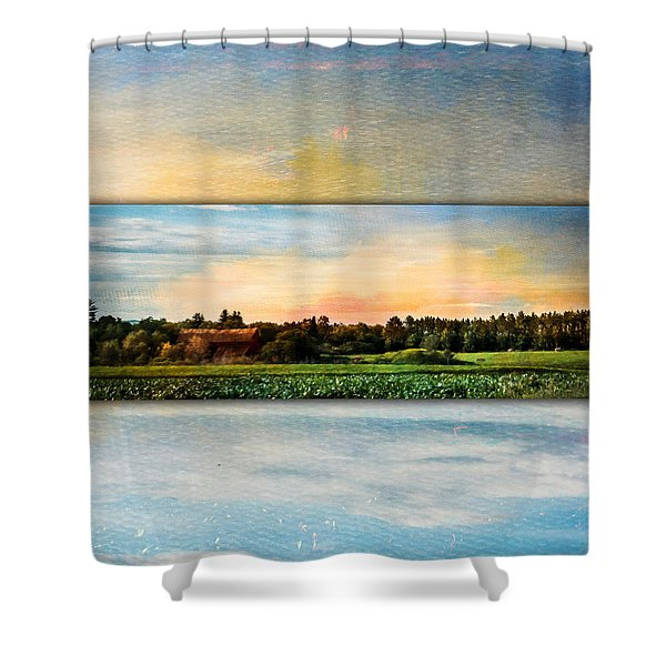 American Dream Shower Curtain