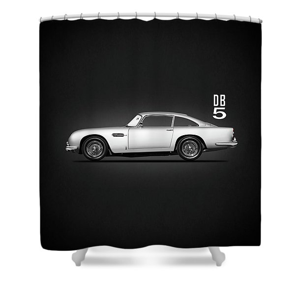 The Db5 Shower Curtain