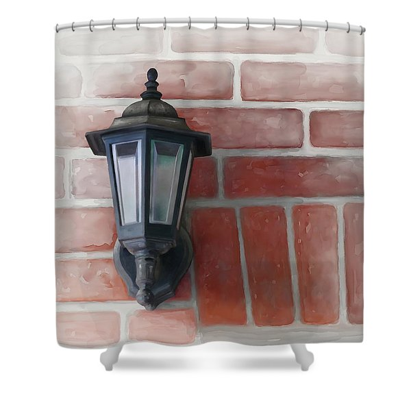 Lantern Shower Curtain