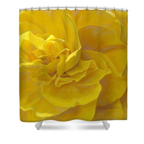 Cheerful Shower Curtain