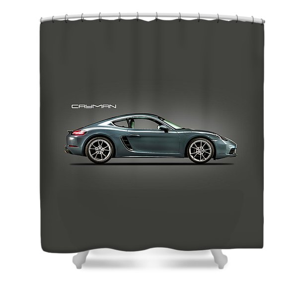 The Cayman Shower Curtain
