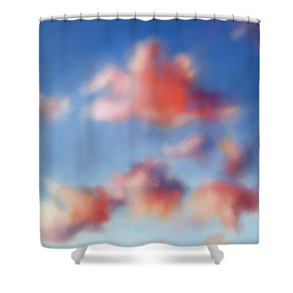Tiepolo Clouds Shower Curtain