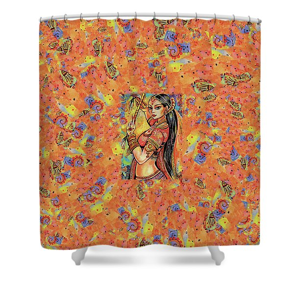 Magic Of Dance Shower Curtain