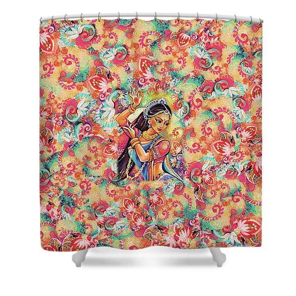 Dancing Of The Phoenix Shower Curtain