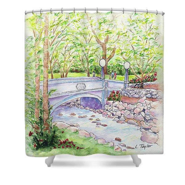 Creekside Shower Curtain