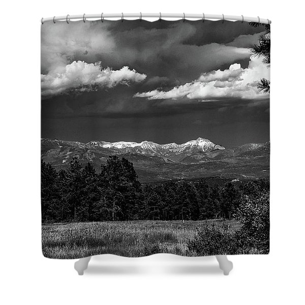 Shower Curtain featuring the photograph As Summer Begins by Jason Coward