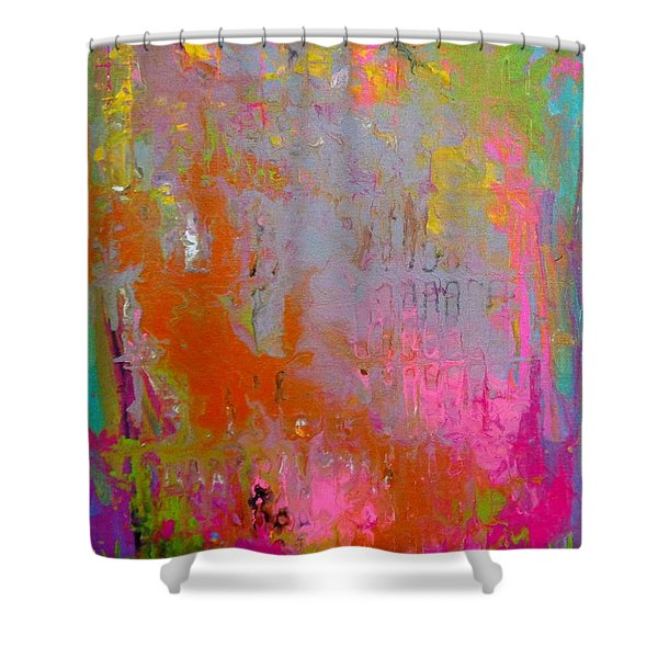 Ascend Shower Curtain