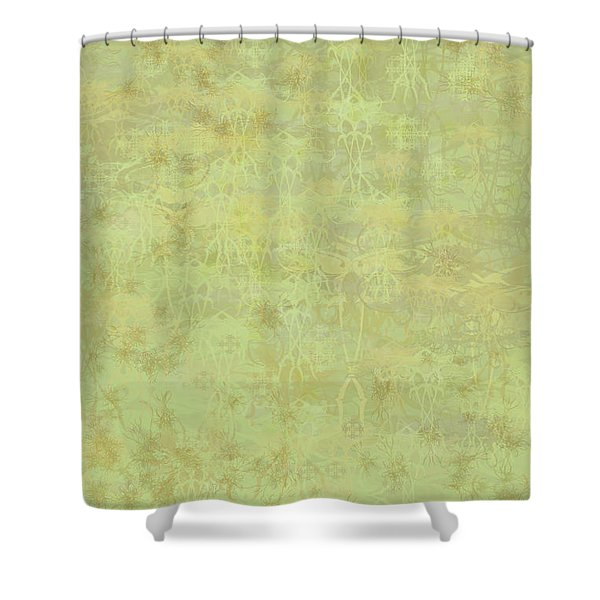 Ascending Zen Shower Curtain