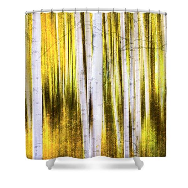 Aspen Wonderland Shower Curtain